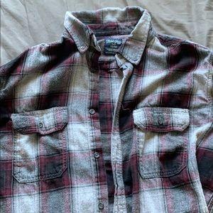 Flannel—hardly worn